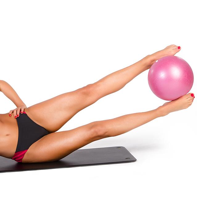 Straffe Beine: Die Top-Moves für die Inneren Oberschenkel